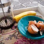 śniadanie dla zielonych